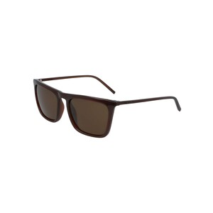 Dkny Women's Sunglass 505S53 Square Brown