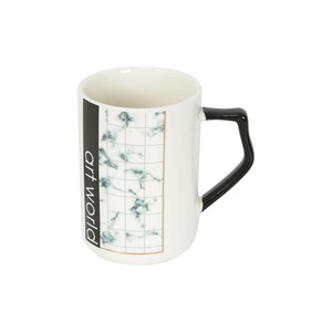 Mountain Ceramic Mug 330Ml Desi YDX401 Assorted Colors