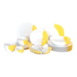 Lulu Melamine Dinner Set 2T 34pcs