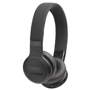 JBL Wireless Headphone LIVE 400BT Black