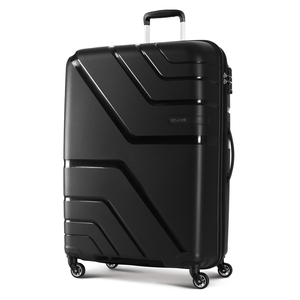 American Tourister Upland 4Wheel Hard Trolley 68cm Black