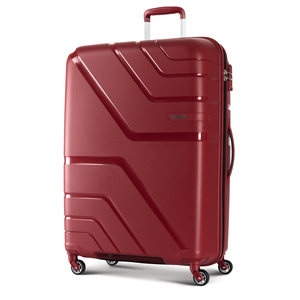 American Tourister Upland 4Wheel Hard Trolley 79cm Red