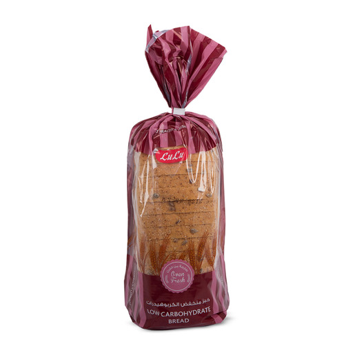 Lulu Low Carbohydrate Sliced Bread 420g