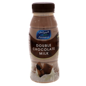 Almarai Double Chocolate Milk 250ml