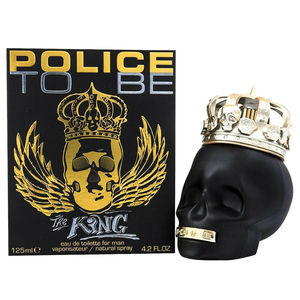 Police To Be The King EDT For Men 125ml