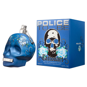 Police To Be Tattoo Art EDT For Men 125ml