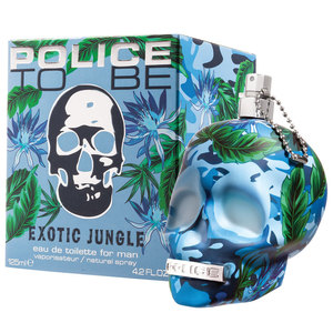 Police To Be Exotic Jungle EDT For Men 125ml