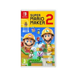 Nintendo Switch Super Mario Maker 2