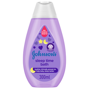 Johnson's Bath Sleep Time Bath 300ml