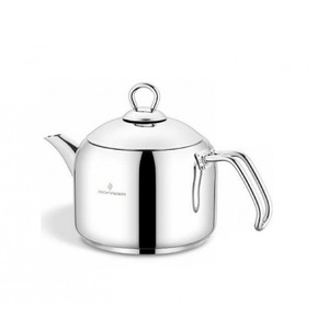 Sofram Stainless Steel Tea Pot With Handle 1.25Ltr
