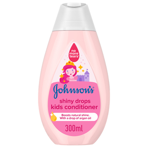 Johnson's Conditioner Shiny Drops Kids Conditioner 300ml