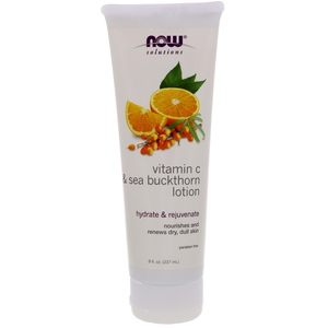 Now Solutions Vitamin C & Sea Buckthorn Lotion 237ml