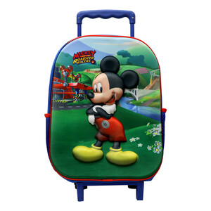 Mickey Mouse 3D Trolley  16inch FK161044T