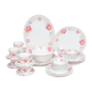 Chefline Opal Dinner Set 38pcs 1052