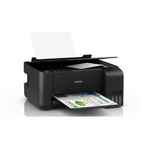 Epson L3110 EcoTank All-in-One Ink Tank Printer Black
