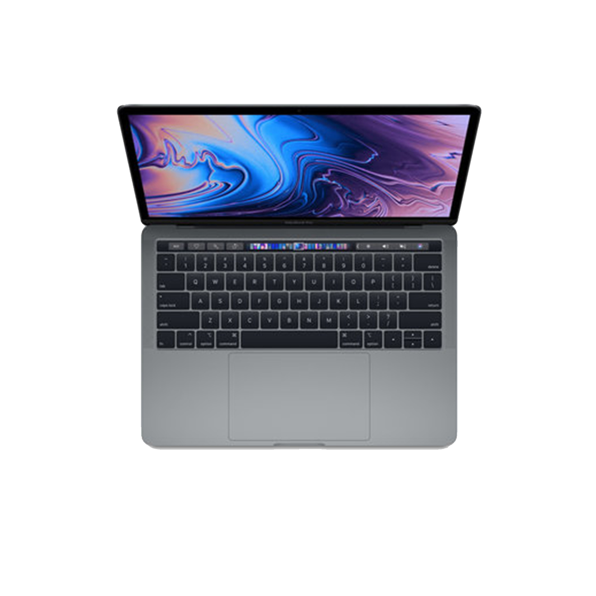 "MacBook Air 13"" 2019 with Touch MVFH2 128GB Space Grey"