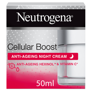 Neutrogena Cellular Boost Anti Ageing Night Cream 50ml