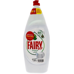 Fairy Original Dishwashing Liquid 1.35Litre