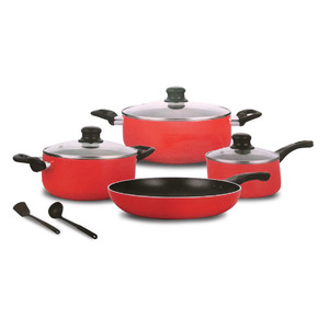 Chefline Non Stick Cookware Set 9pcs YL902