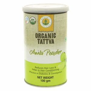 Organic Tattva Amla Powder 100g