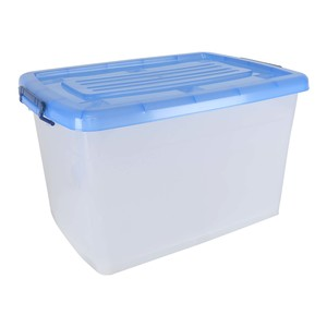 Home Storage Box 001-1 70Ltr Assorted Colors