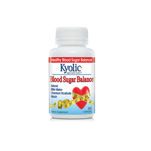 Kyolic Aged Garlic Extract Blood Sugar Balance Dietary Supplement 100 Capsules