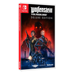 Wolfenstein Youngblood - Deluxe Edition Switch