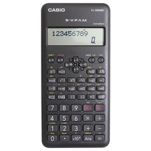 Casio Scientific Calculator FX350MS2