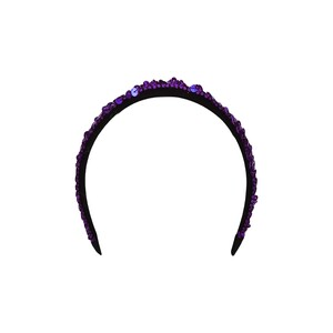 Eten Head Band Purple