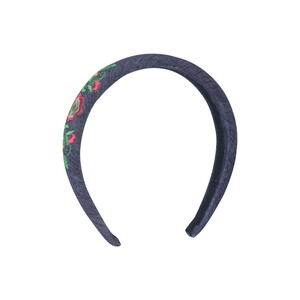 Eten Embroidery Head Band Wide