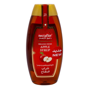 Nectaflor Organic Swiss Apple Syrup 500g