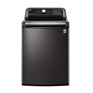 LG Top Load Washing Machine T1872EFHSTL 18KG, TurboWash3D™, Steam™, Auto Tub Clean