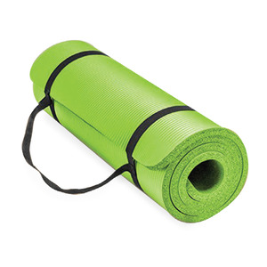 Sports Champion Yoga Mat 10mm 24301 Assorted Color