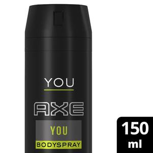 Axe Deo You 48H Fresh Body Spray 150ml