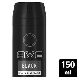 Axe Deo Black 48H Fresh Body Spray 150ml