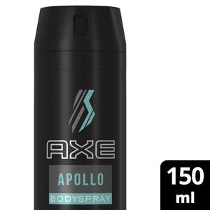 Axe Deo Apollo 48H Fresh Body Spray 150ml