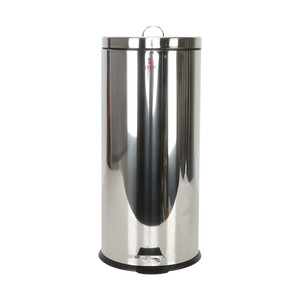 Step Stainless Steel Pedal Bin 905567 30Ltr