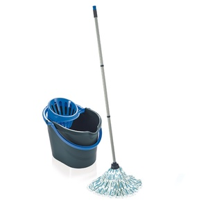 Leifheit Mop + Bucket 55261 Assorted Colors