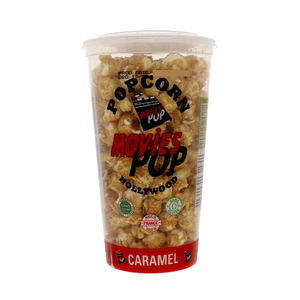 Movies Pop Caramel Popcorn 125g