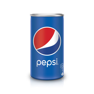 Pepsi Carbonated Soft Drink Cans 155ml