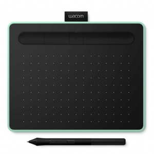 Wacom CTL-4100WLE-N Intuos Small Bluetooth Pistachio
