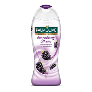 Palmolive Shower Cream Black Berry Mousse Indulgent 500ml