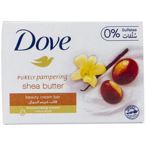 Dove Purely Pampering Beauty Cream Bar Shea Butter 160g