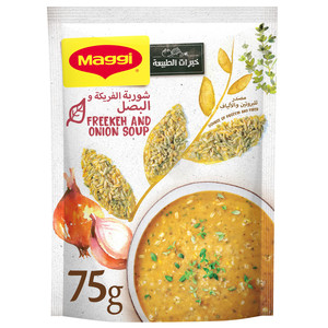 Maggi Freekeh and Onion Soup Super Grains 75g