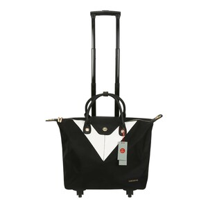 Cortigiani Ladies  Bag With Trolley  201918