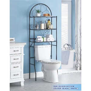 Maple Leaf Home Bathroom Rack 3 Layer KT6448 Size: W59 x D28 x H173cm Assorted Colors