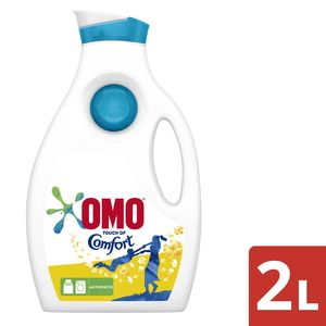 OMO Liquid Laundry Detergent with Touch of Comfort 2Litre