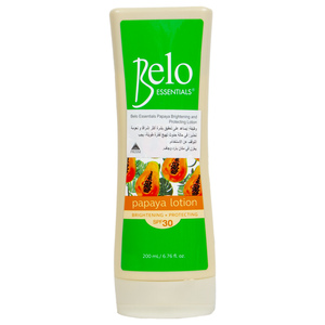 Belo Papaya Brightening And Protecting Lotion 200ml