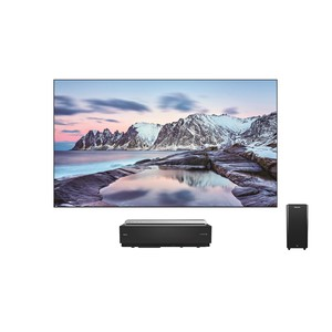 Hisense 4K Ultra HD LED Smart LASER TV HE100LN60D 100""