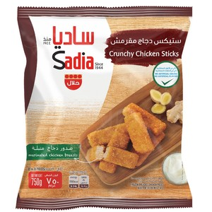 Sadia Crunchy Chicken Sticks 750g